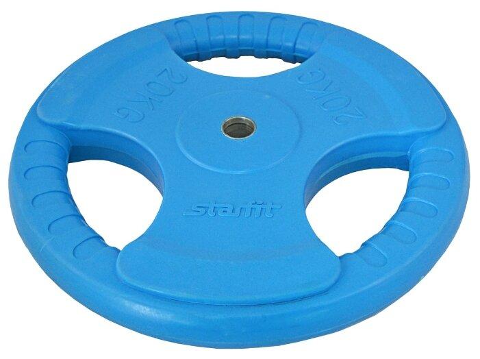 Диск Starfit BB 201 20 кг