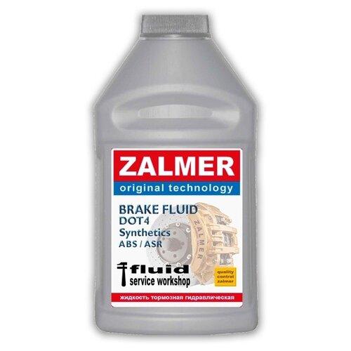Тормозная жидкость Zalmer DOT 4 0.91 л