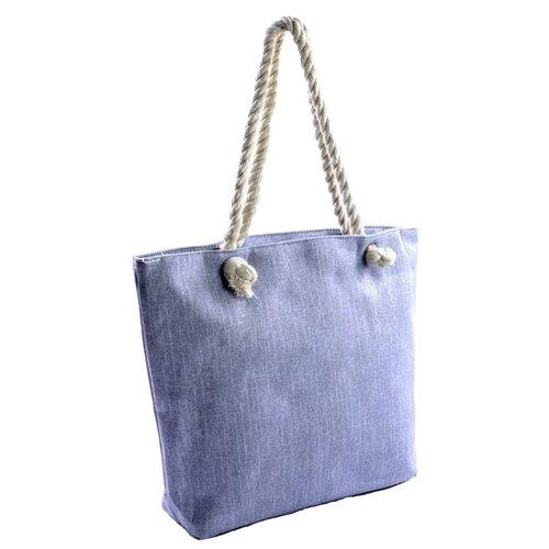 Сумка тоут Kingth Goldn C030, текстиль, серый сумка тоут kingth goldn c187 3 4 7 8 9 текстиль