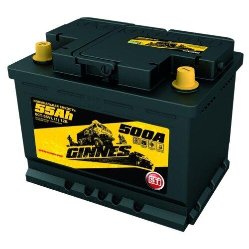 Автомобильный аккумулятор GINNES ST GS5511