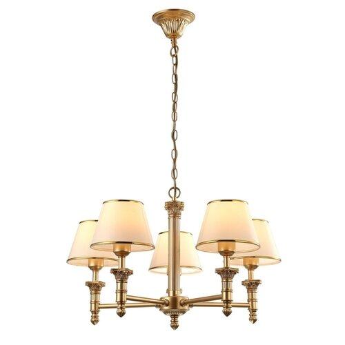 Люстра Arte Lamp A9185LM-5SG, E27, 200 Вт потолочная люстра dio d arte cremono e 1 2 24 200 n