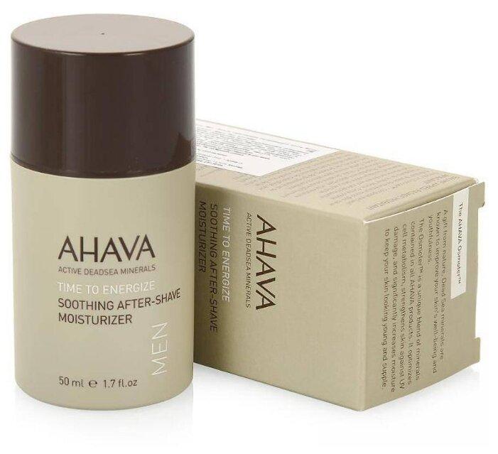 Крем после бритья Time To Energize AHAVA