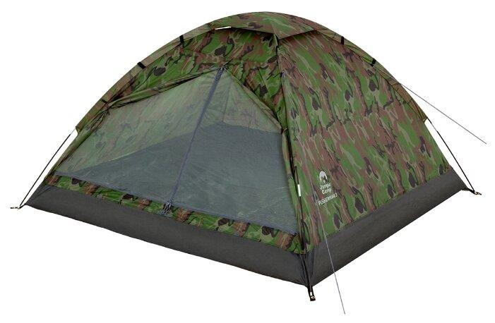 Палатка Jungle Camp Fisherman 3 — купить по выгодной цене на Яндекс.Маркете