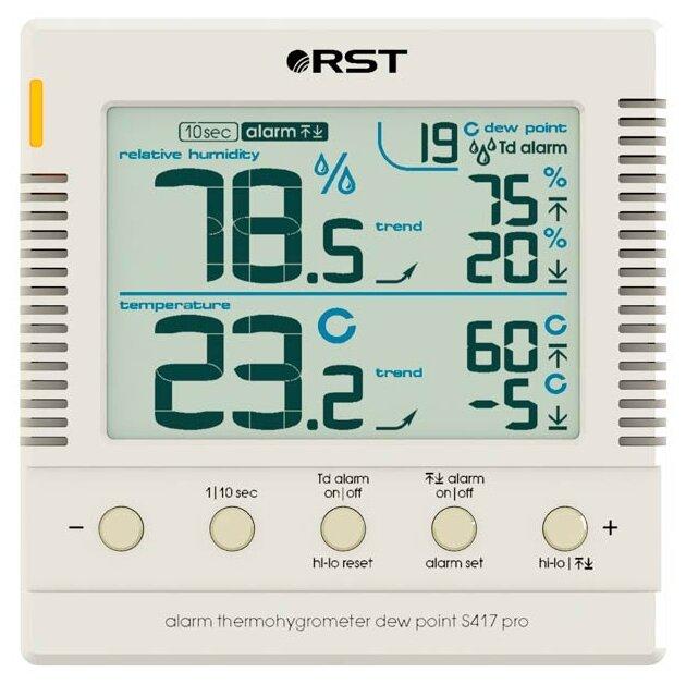 Метеостанция RST 02417 фото 1