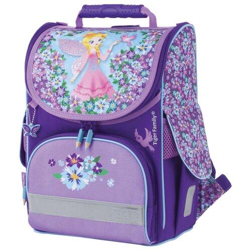 TIGER FAMILY ранец Nature Quest Blissful Fairy (TGNQ-044A), фиолетовый
