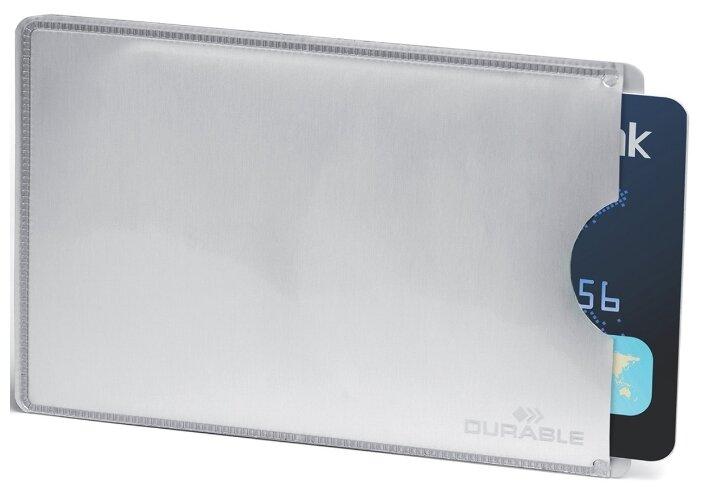 Кредитница DURABLE Rfid Secure, серый