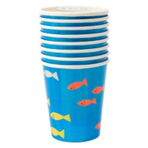 Стаканы Море Meri Meri стаканы пастельные высокие meri meri