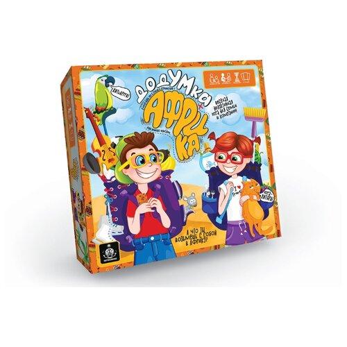 Купить Настольная игра Danko Toys Додумка Африка, Настольные игры