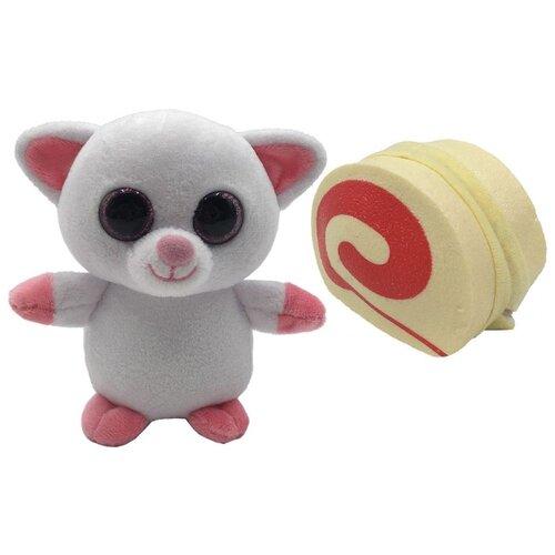 Мягкая игрушка Sweet Pups Вывернушка Песец Ширли 11 см