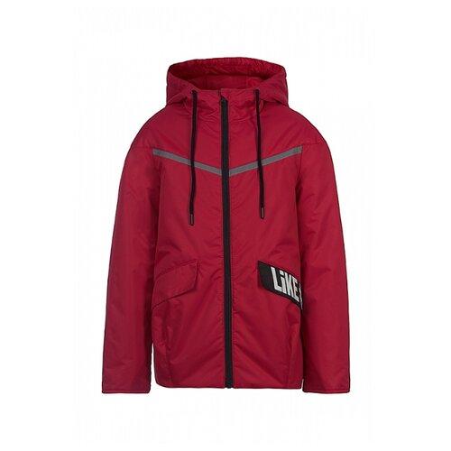 Фото - Куртка Oldos Одри OSS202T1JK21 размер 98, ягодный куртка oldos мальта law192t106jk размер 98 зеленый