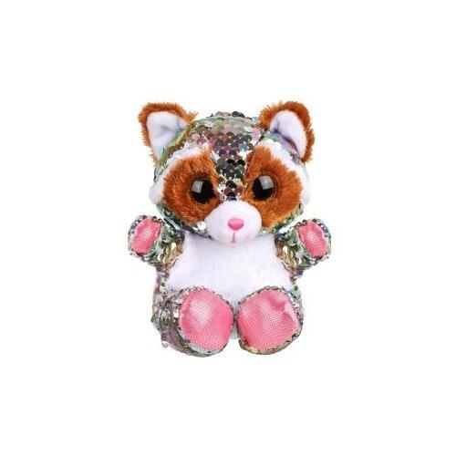 Купить Игрушка из пайеток Енот 15см, Fluffy Family, Мягкие игрушки
