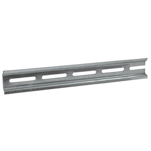 Монтажная рейка (DIN-рейка/ G-рейка/ со спец. профилем) IEK YDN10-00100 100 мм