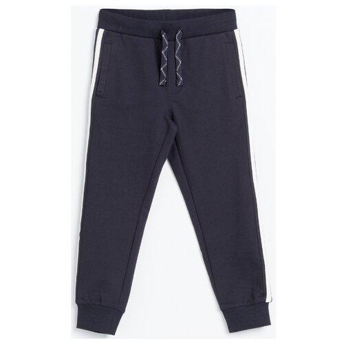 Фото - Брюки COCCODRILLO Basic boy W20120102BAB размер 92, синий брюки coccodrillo little explorer z19119601lie размер 86 синий