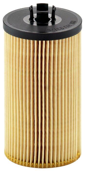 Фильтрующий элемент MANNFILTER HU931/5X