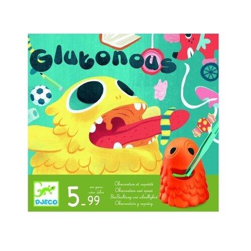 Настольная игра DJECO Glutonous 08411 boccia bcc 3762 03