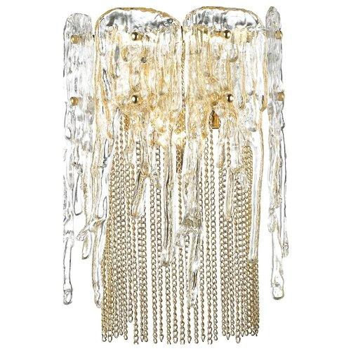 Настенный светильник Odeon light Brita 4634/1W, 40 Вт настенный светильник odeon light favola 3949 1w 40 вт