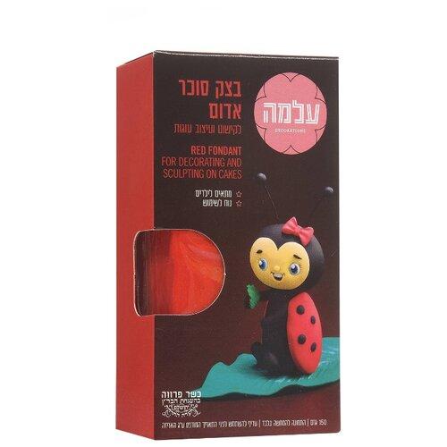 Фото - ALMA мастика сахарная 150 г красный мастика гандбольная trimona handballwax