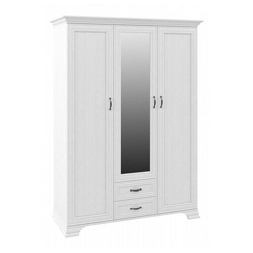 Шкаф для спальни Мебель-Неман Юнона МН-132-03, (ШхГхВ): 159х65х220 см, белый мебель для спальни
