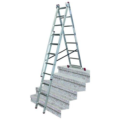 Лестница трансформер 3-секционная KRAUSE 13385