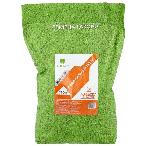 ГазонCity Настоящий Универсальный газон, 10 кг газон изумрудный ковер гавриш 0 6 кг