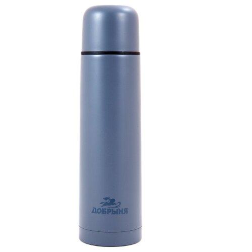 Классический термос Добрыня DO-1833/7 (1 л) серый