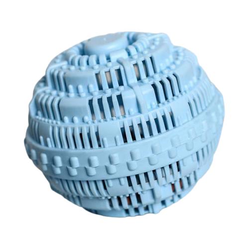 Шар для стирки Доляна турмалиновый 4798787 голубой