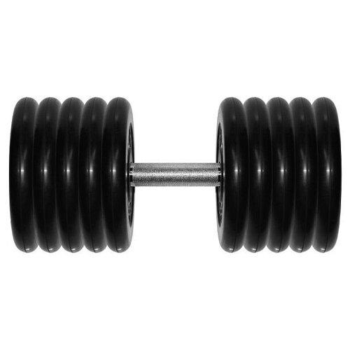 Гантель неразборная Original FitTools G61 61 кг