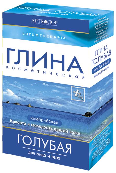 Артколор Lutumtherapia Глина косметическая голубая Кембрийская