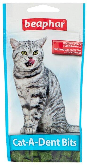 Лакомство для кошек Beaphar Cat-A-Dent Bits