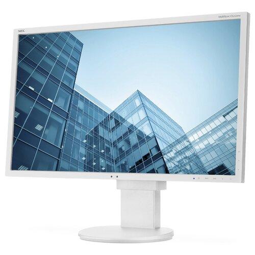 Купить Монитор NEC MultiSync EA224WMi белый