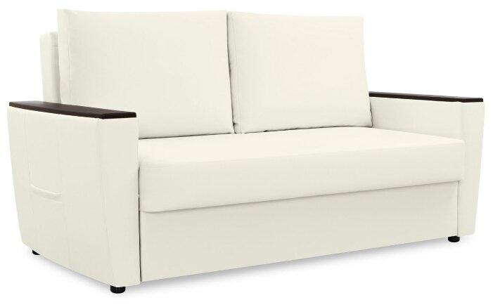 Прямой диван Первый Мебельный Майами Бежевый