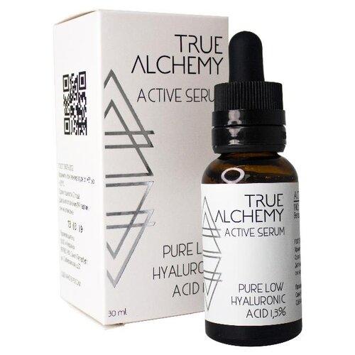 True Alchemy Pure Hialuronic Acid low 1,3% Сыворотка для лица, 30 мл true alchemy lactic acid 9%