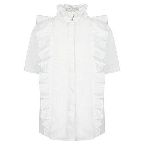Блузка Aletta размер 140, белый