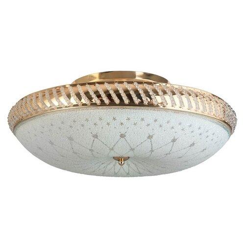 Люстра Toplight Loreen TL1492Y-05GC, E27, 300 Вт потолочный светильник toplight tl1482y 05gc