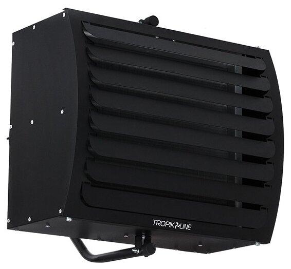 Водяной тепловентилятор Тропик Aero 25D35 Black