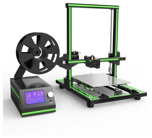 3D-принтер Anet E10 черный/зеленый фото 1