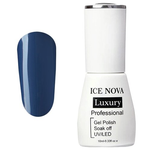 Купить Гель-лак для ногтей ICE NOVA Luxury Professional, 10 мл, 083 aegean