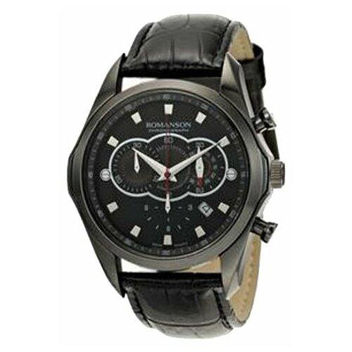 Наручные часы ROMANSON TL3207HMB(BK)BK romanson tl 9220r mw bk