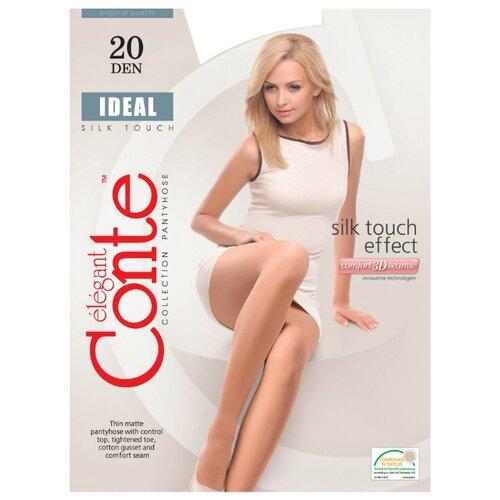 Колготки Conte Elegant Ideal 20 den, размер 5, grafitКолготки и чулки<br>