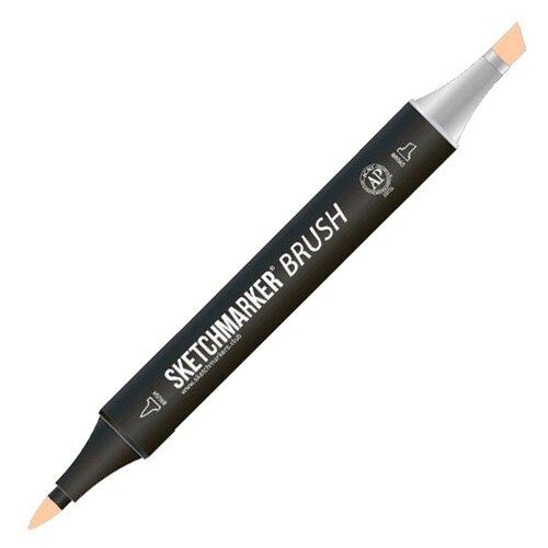 SketchMarker Маркер Brush BR24 flesh colour sketchmarker маркер brush g43 celery
