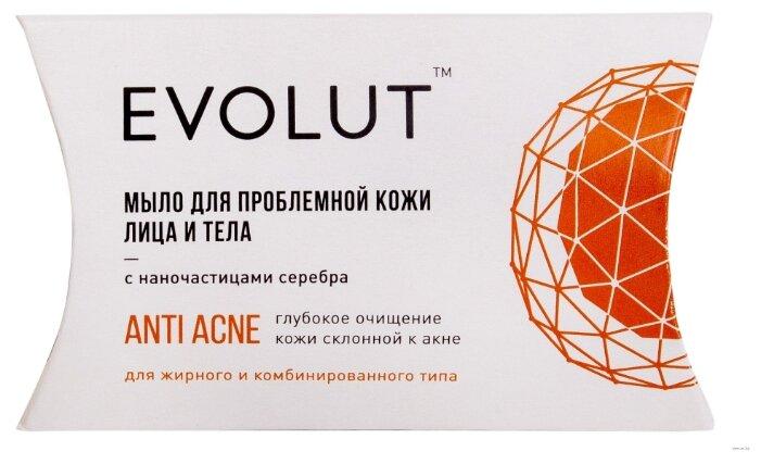 EVOLUT мыло для проблемной кожи лица