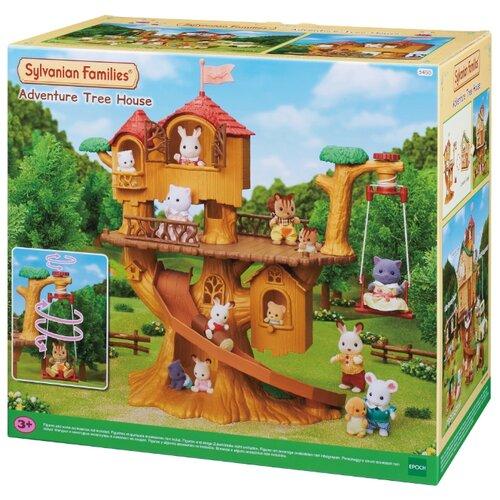 Купить Набор Домик на дереве , Sylvanian Families, Игровые наборы и фигурки
