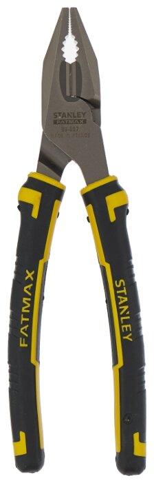 Пассатижи STANLEY FatMax 0-89-867 180 мм