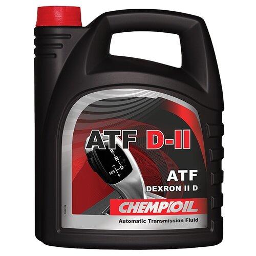 Трансмиссионное масло CHEMPIOIL ATF D-II 4 л