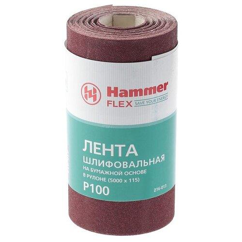 Hammer 216-013 Лента шлифовальная в рулоне hammer 216 002 лента шлифовальная в рулоне