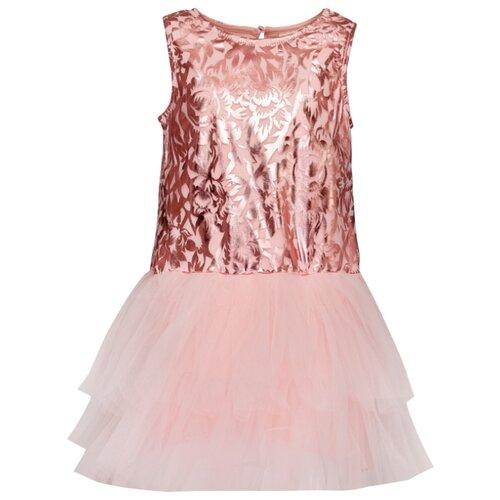 Фото - Платье Button Blue Party размер 104, розовый сорочка button blue размер 104 110 розовый