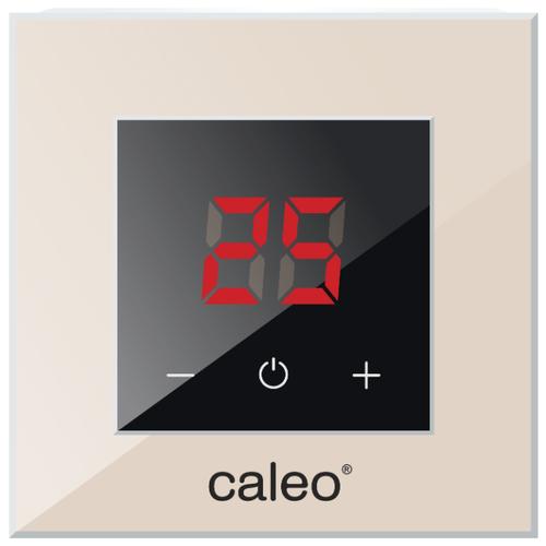 Фото - Терморегулятор Caleo Nova бежевый терморегулятор caleo 620 белый