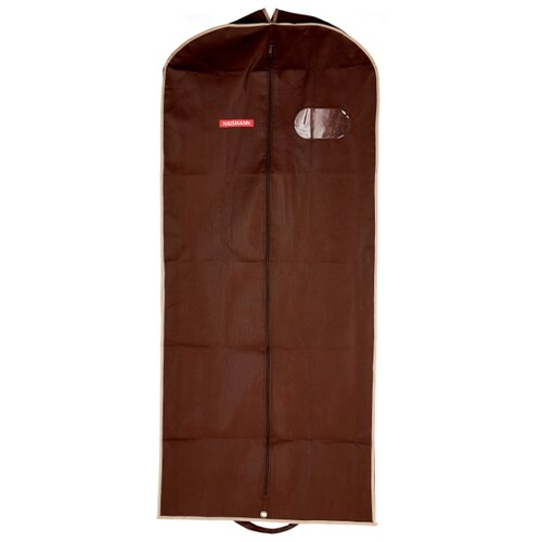 HAUSMANN Чехол для верхней одежды HM-701403 140x60 см коричневый