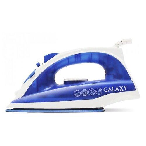 Утюг Galaxy GL6121 синий/белый