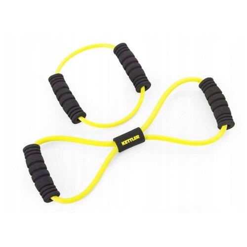 Эспандер универсальный 2 шт. KETTLER Basic желтый